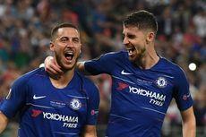 Jawaban Jorginho terhadap Kritik Fans Chelsea