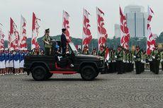 Jokowi Puji Wanita TNI dan Polwan: Lembut tetapi Tegas
