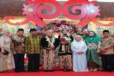 Gubernur Kalimantan Tengah Nikahi Gadis 25 Tahun Asal Semarang