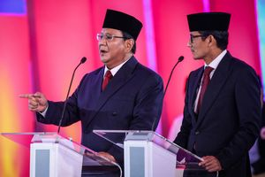Penjelasan Timses Prabowo soal 'Chief of Law Enforcement'