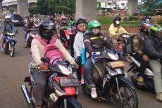 Puncak Arus Mudik Pemotor Via Kalimalang Diprediksi H-3 Lebaran