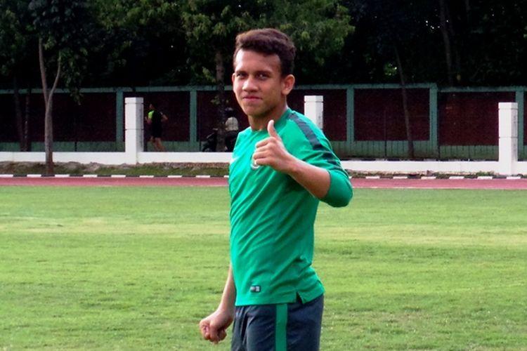 Salah satu penyerang tim nasional Indonesia, Egy Maulana Vikri, bercita-cita bisa memperkuat Barcelona, pada suatu saat nanti.