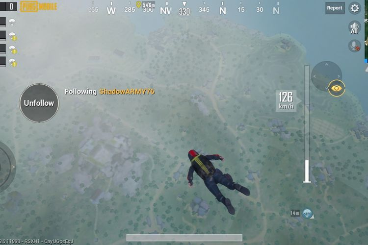 Ilustrasi gameplay PUBG Mobile