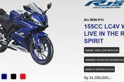 Resmi, ini Harga Yamaha R15 Terbaru