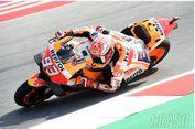 [LIVE MOTOGP] Marquez Terjatuh, Rins Terdepan di GP Valencia