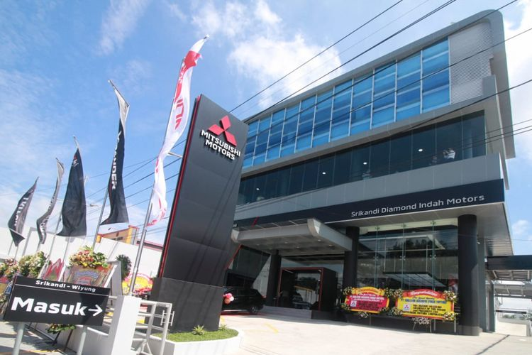 iler Mitsubishi Wiyung, Surabaya