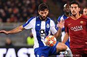 Kabar Transfer, Bek Porto Gantikan Diego Godin di Atletico Madrid