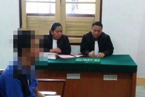 Hina Presiden di Facebook, Pelajar SMK Divonis 1,5 Tahun Penjara