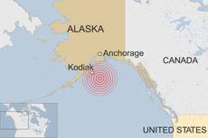 Gempa Kuat Guncang Alaska, Berpotensi Tsunami