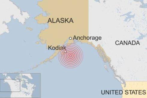Peringatan Tsunami Akibat Gempa di Alaska Telah Dicabut