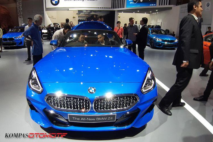 All New BMW Z4