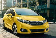 Honda Jazz Terbaru, Serap Fitur Keamanan Accord