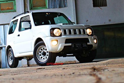 Suzuki Jimny Edisi Terbatas Tanpa Perawatan Khusus