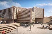Turki Segera Buka Museum Berfasad Kayu