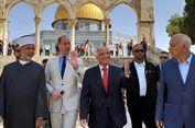Pangeran William Akhiri Rangkaian Tur Timur Tengah di Masjid Al Aqsa