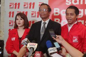 Mahfud MD Mengaku Tidak Bisa Jadi Ketua Timses Jokowi-Ma'ruf