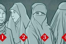 Terkait Larangan Niqab dan Burka, Polisi Austria Tindak Pemakai Topeng