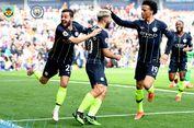 Burnley Vs Man City, Aguero Antar The Citizens Kembali ke Puncak