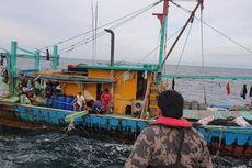 KKP Tangkap Kapal Ilegal Malaysia yang Diawaki WN Myanmar