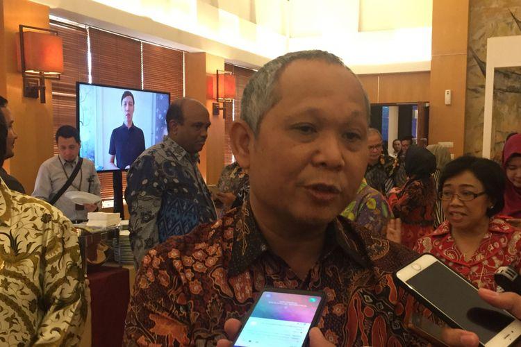 Kepala Badan Pengatur Jalan Tol (BPJT) Herry Trisaputra Zuna