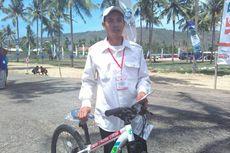 Tidak Hapal Pancasila, Petani Jagung Tetap Dapat Sepeda dari Jokowi