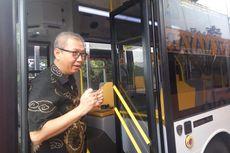 PT Transjakarta Beli 300 Bus