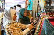 Ida Fauziah Kunjungi Sentra Penjualan Batik, Ini Janjinya untuk Pedagang