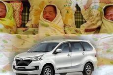 Bayi Kembar Tiga Bernama Avanza, Ini Kata Toyota