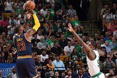 Hasil NBA, Cavaliers Menang, Warriors Takluk