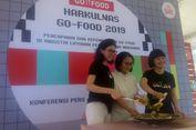Go-Food Tebar 55 Emas Batangan di Harkulnas 2019