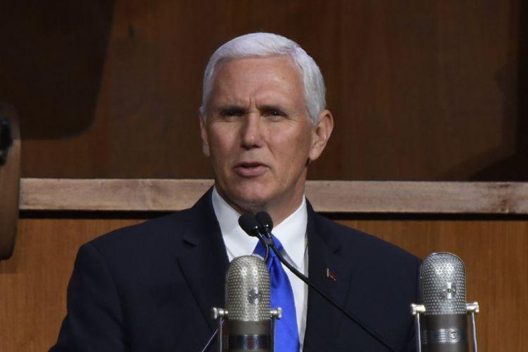 Wakil Presiden AS Mike Pence tidak akan diterima di Palestina menyusul pengakuan AS terhadap Yerusalem.
