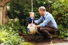 Teknik Parenting Pangeran William yang Patut Ditiru