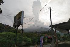 Gunung Api Sinabung Kembali Erupsi, Tinggi Kolom 2.500 Meter