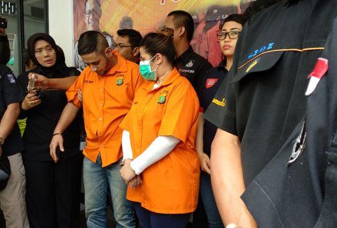Polisi: Dhawiya, Putri Elvy Sukaesih, Pakai Sabu Sejak 2010