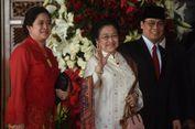 'Megawati Rombak Tradisi Ketum Partai Otomatis Capres'