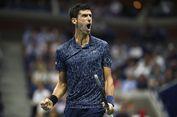 Djokovic Catat Kemenangan kedua