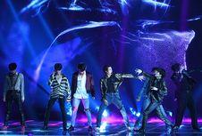Singel Milik BTS Turun 41 Anak Tangga di Billboard 100