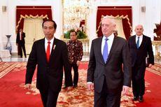 Presiden Jokowi Bahas Korea Utara bersama Menhan AS James Mattis