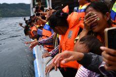 Pencarian Korban KM Sinar Bangun di Danau Toba Dihentikan