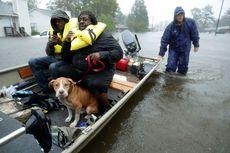 Badai Florence Menerjang Pesisir Carolina, 5 Orang Tewas