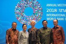 Membeludak, Jumlah Peserta Pertemuan IMF-Bank Dunia di Bali 36.339 Orang