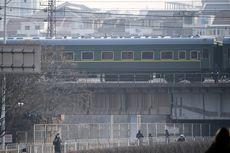 Kereta Kim Jong Un Tinggalkan China Setelah Jong Un Bertemu Presiden Xi