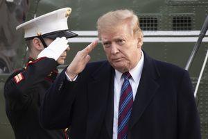 Umumkan Keadaan Darurat Nasional, Trump Menuai Gugatan
