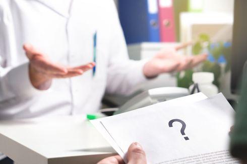 Mengapa Tulisan Tangan Dokter Sulit Dibaca?