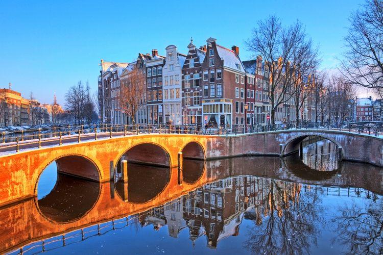 Amsterdam, Belanda 2012.