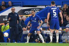 Bisa Dicap Pengkhianat Napoli, Jorginho Peringatkan Sarri Tak ke Juve