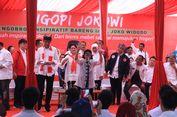 Demi Jokowi, Nenek Usia 80 Tahun Ini Empat Hari Rajut Syal Merah Putih