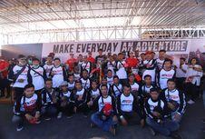 Loyalis Honda Serbu Tim HRC dan AHRT di MXGP Semarang