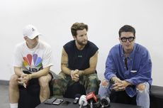 Konser di Indonesia, LANY Janjikan Aksi Panggung yang Maksimal