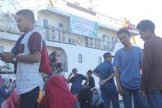 Dua Kapal Perintis Berangkatkan 900 Pemudik Lewat Pelabuhan Ambon